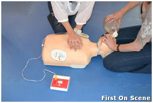 Basic life support BLS 1
