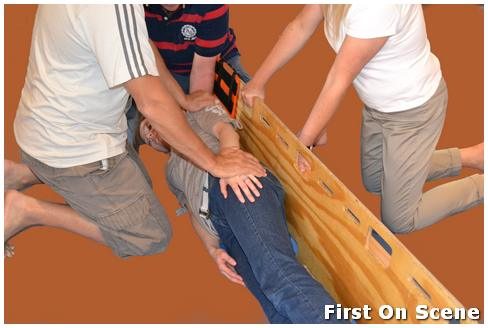 First aid training level 3