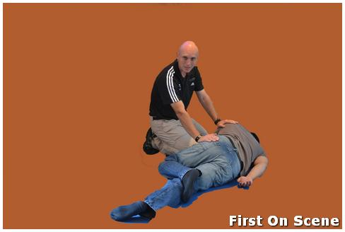 First aid training level 1
